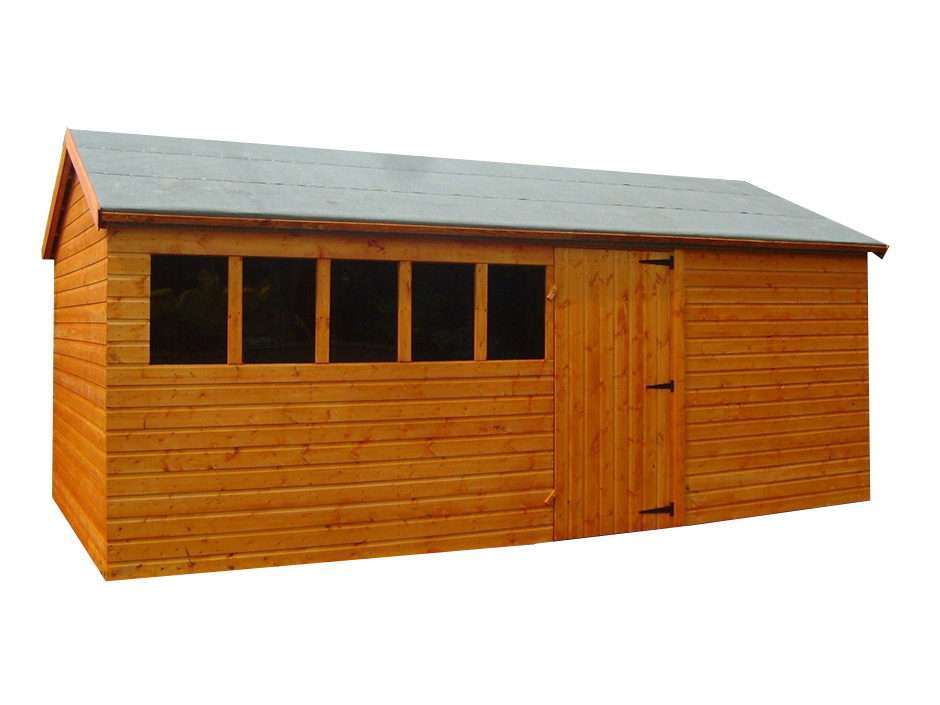 20ft X 10ft Heavy Duty 19mm Workshop