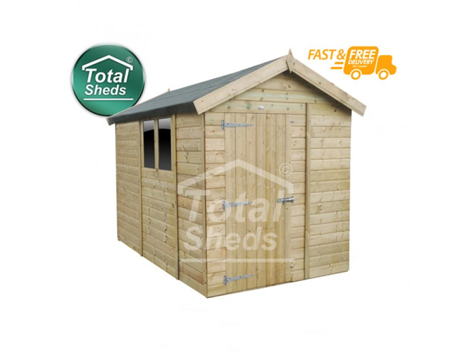 Apex Sheds Fast & Free