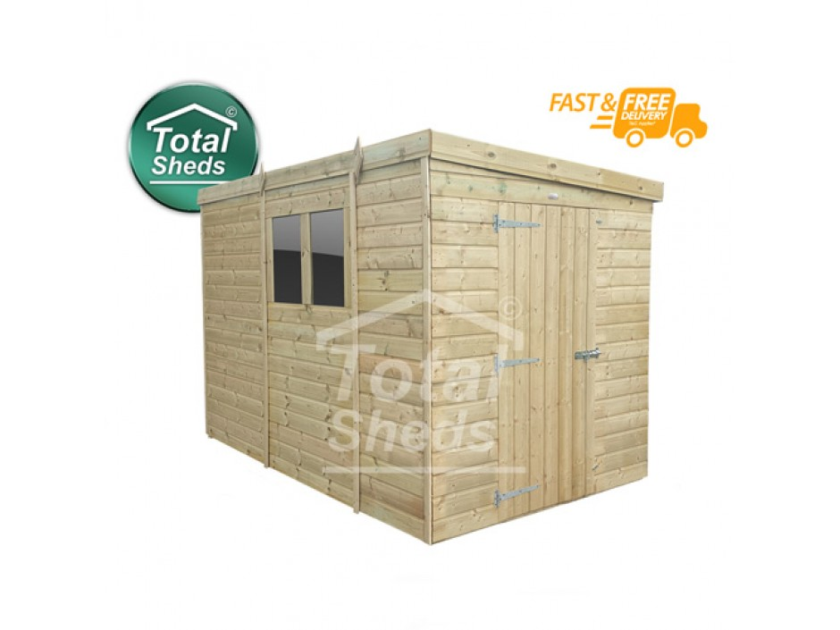 Pent Sheds Fast and Free