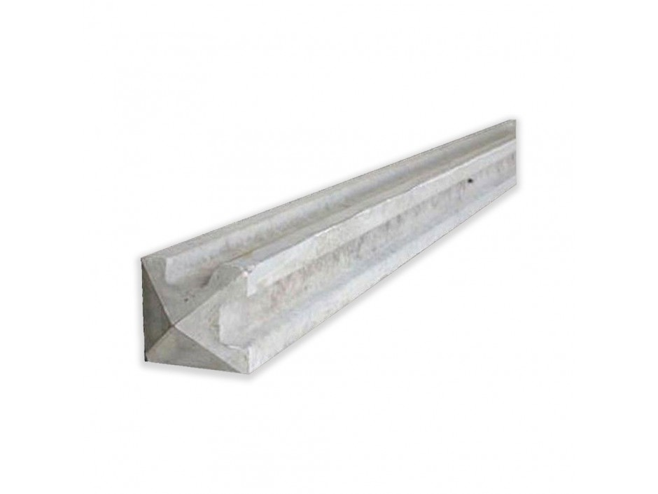 6ft Concrete Reinforced Corner Posts