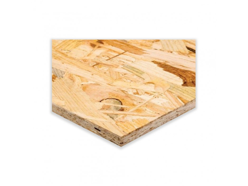 11mm x 8ft x 4ft OSB Boards Sheet