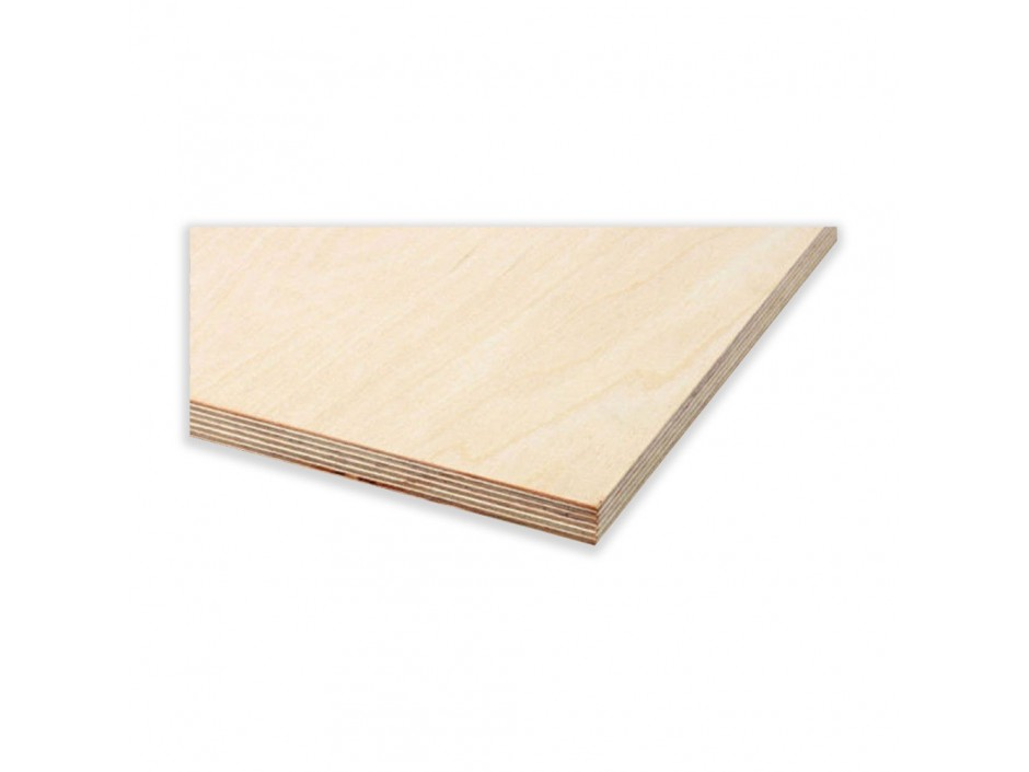 18mm x 8ft x 4ft WBP BB/BB Exterior Red Faced Plywood