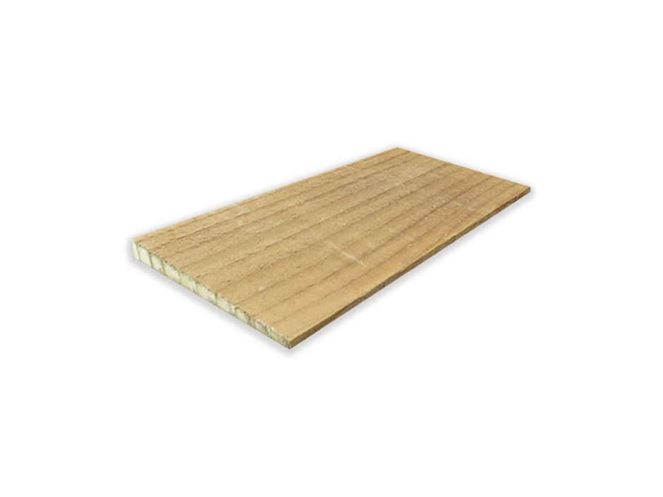6ft Untreated Featheredge Boards