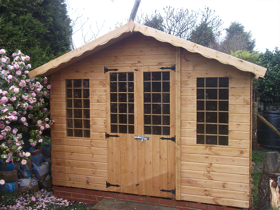 Total Sheds Garden Buildings